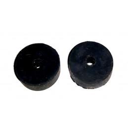 Упаковка прокладок резиновых 100 шт таблетка для отечественной кран-буксы заводская J.G. - 1