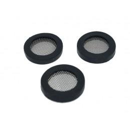 Упаковка резиновых прокладок 100 шт 1/2 с сеткой заводская J.G. - 1