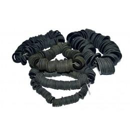 Упаковка резиновых прокладок 100 шт 3/8 14мм*6мм*2мм, листовая J.G. - 1