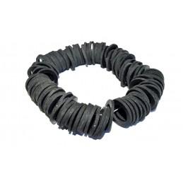 Упаковка резиновых прокладок 100 шт на шланг душа с отечественной резьбой М22 20мм*4мм*2мм J.G. - 1
