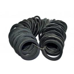 """Упаковка резиновых прокладок 100 шт для алюминиевой батареи 1"""" 42мм*32мм*2мм листовая J.G. - 1"""