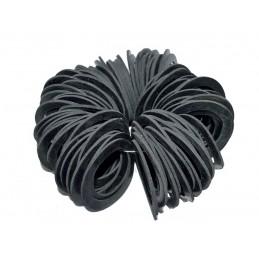 Упаковка резиновых прокладок 100 шт для чугунной батареи 56мм*42мм*2мм листовая J.G. - 1