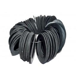 Упаковка резиновых прокладок 100 шт для циркуляционного насоса 1 1/2 35мм*44мм*2мм листовая J.G. - 1