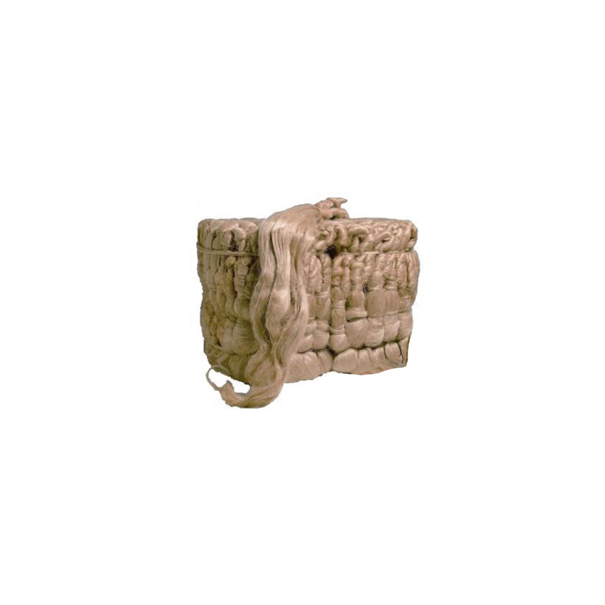 Мешок пакли в косе чесаной 50 кг J.G. - 1
