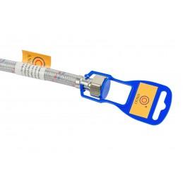 Шланг в нержавеющей оплетке в силиконе ANGO 1/2 50см ВВ ANGO - 4