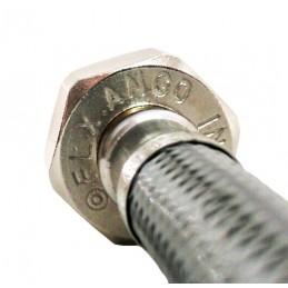 Шланг для воды Антикоррозия 30 см ВВ ANGO ANGO - 4