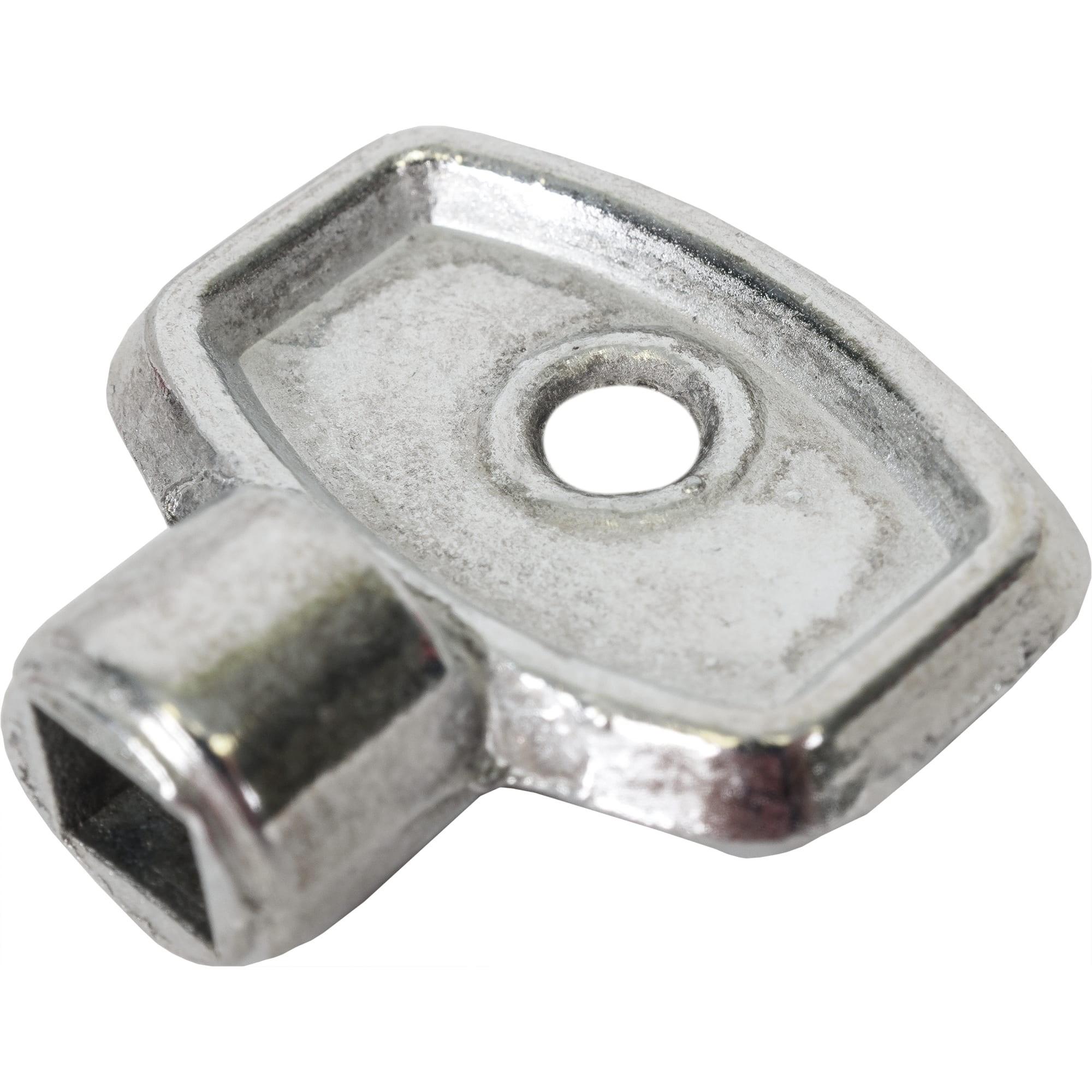 Ключ к крану маевского металлический усиленный J.G. - 1