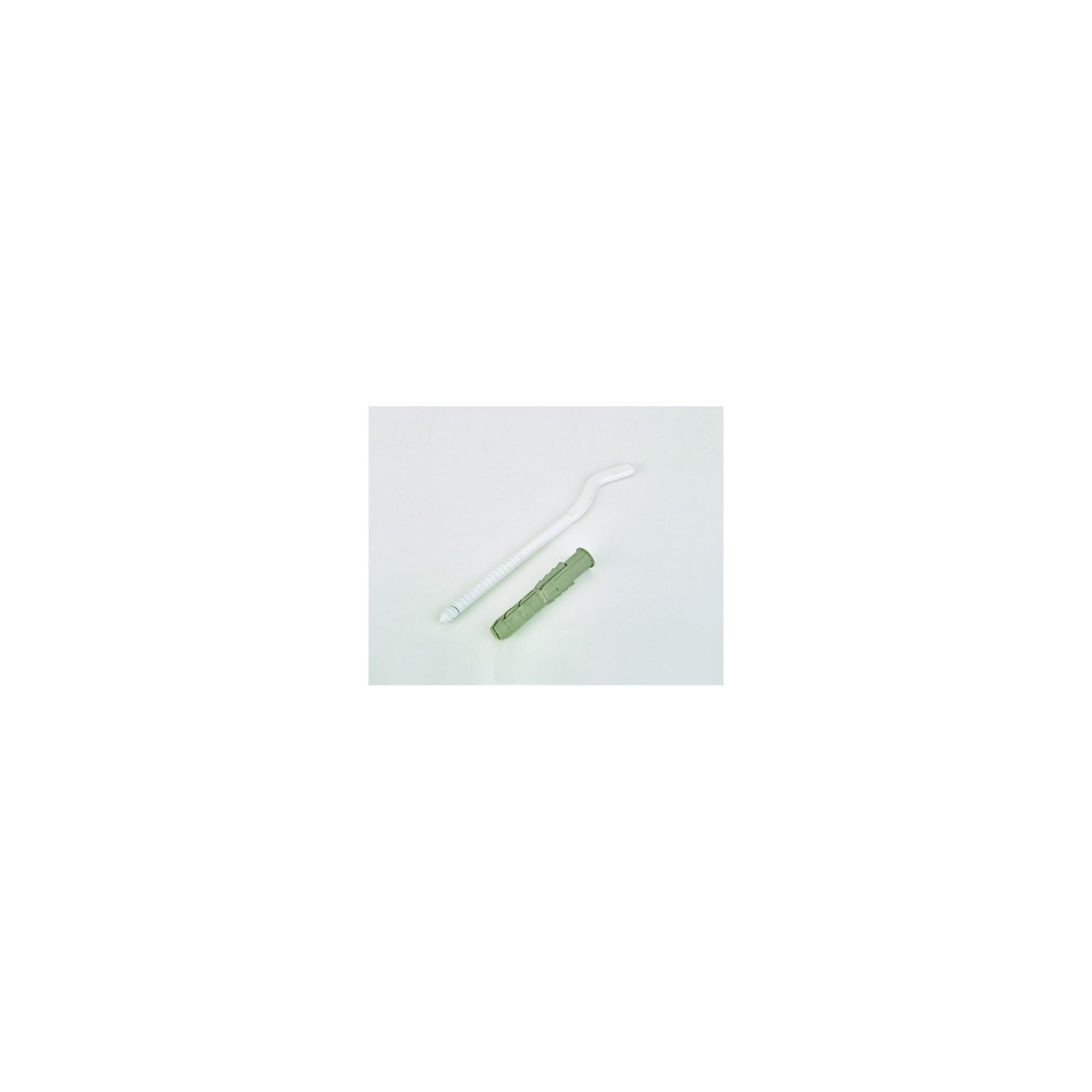 Кронштейн для чугунного радиатора BIG 230мм*10мм SA U4, пара J.G. - 1