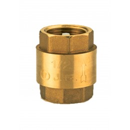 Обратный клапан 1/2 J.G. АВ пластиковый шток J.G. - 1