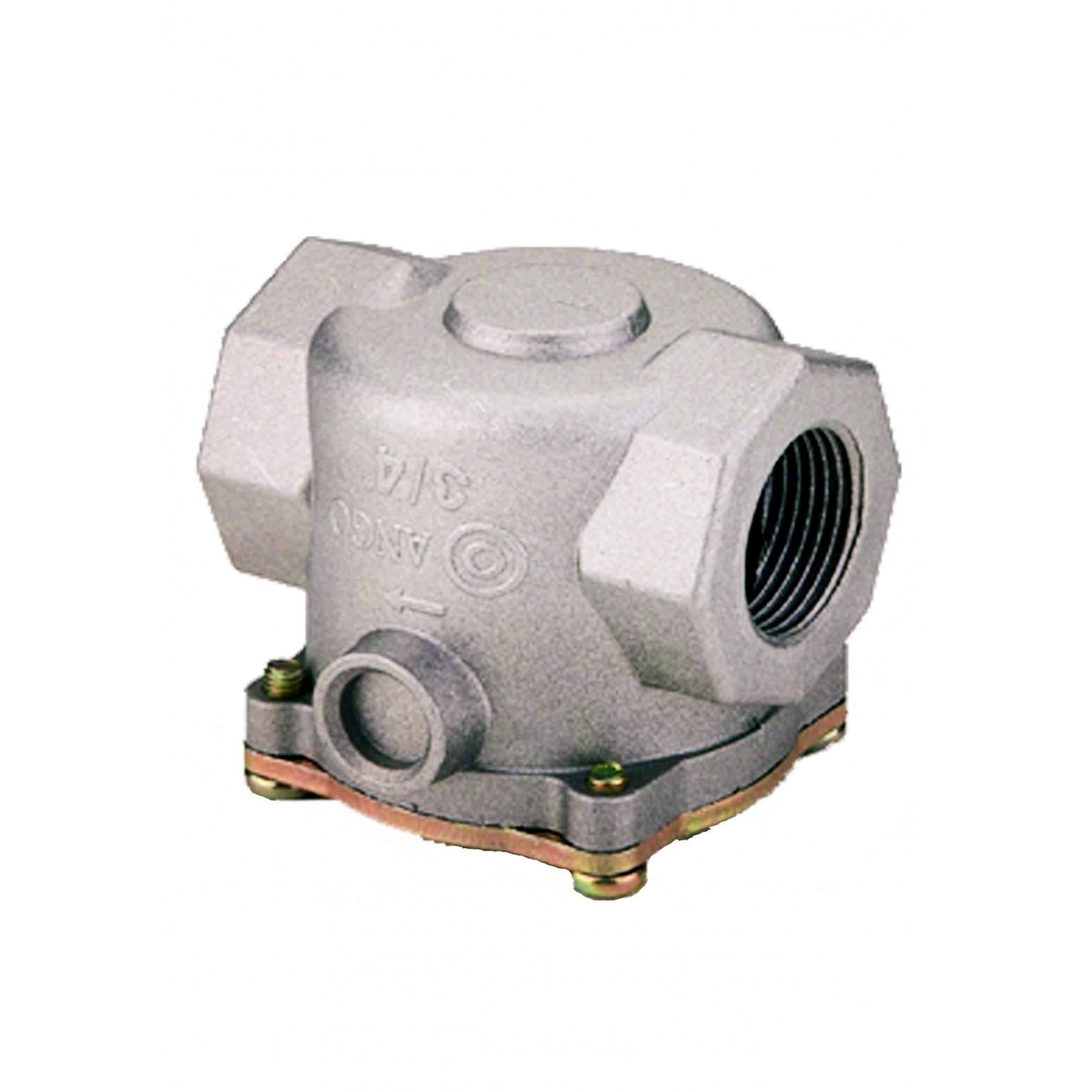 Фильтр газовый 1/2 ANGO алюминиевый ANGO - 1