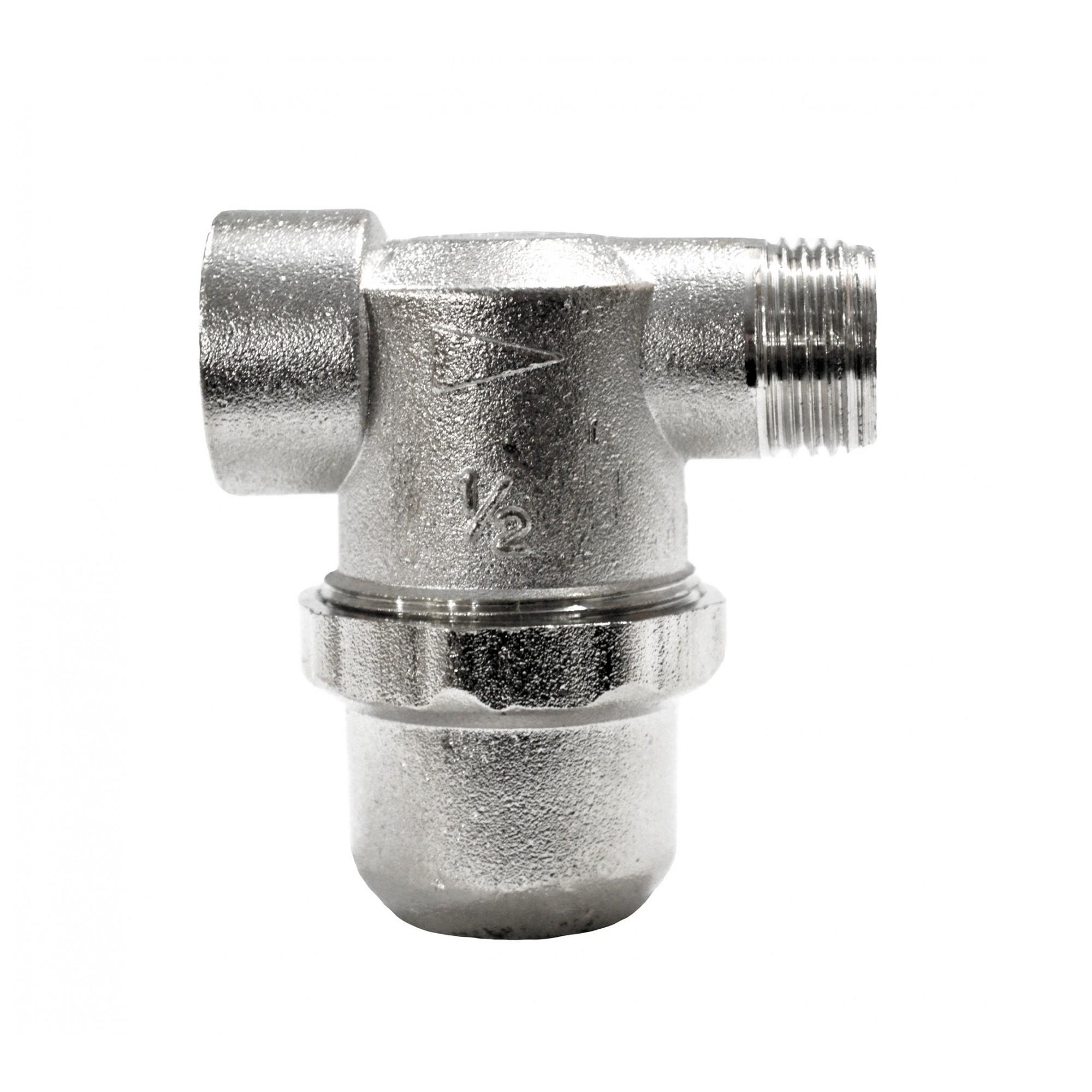 Фильтр с отстойником, грязевик 1/2 нв CV4007 ANGO ANGO - 1