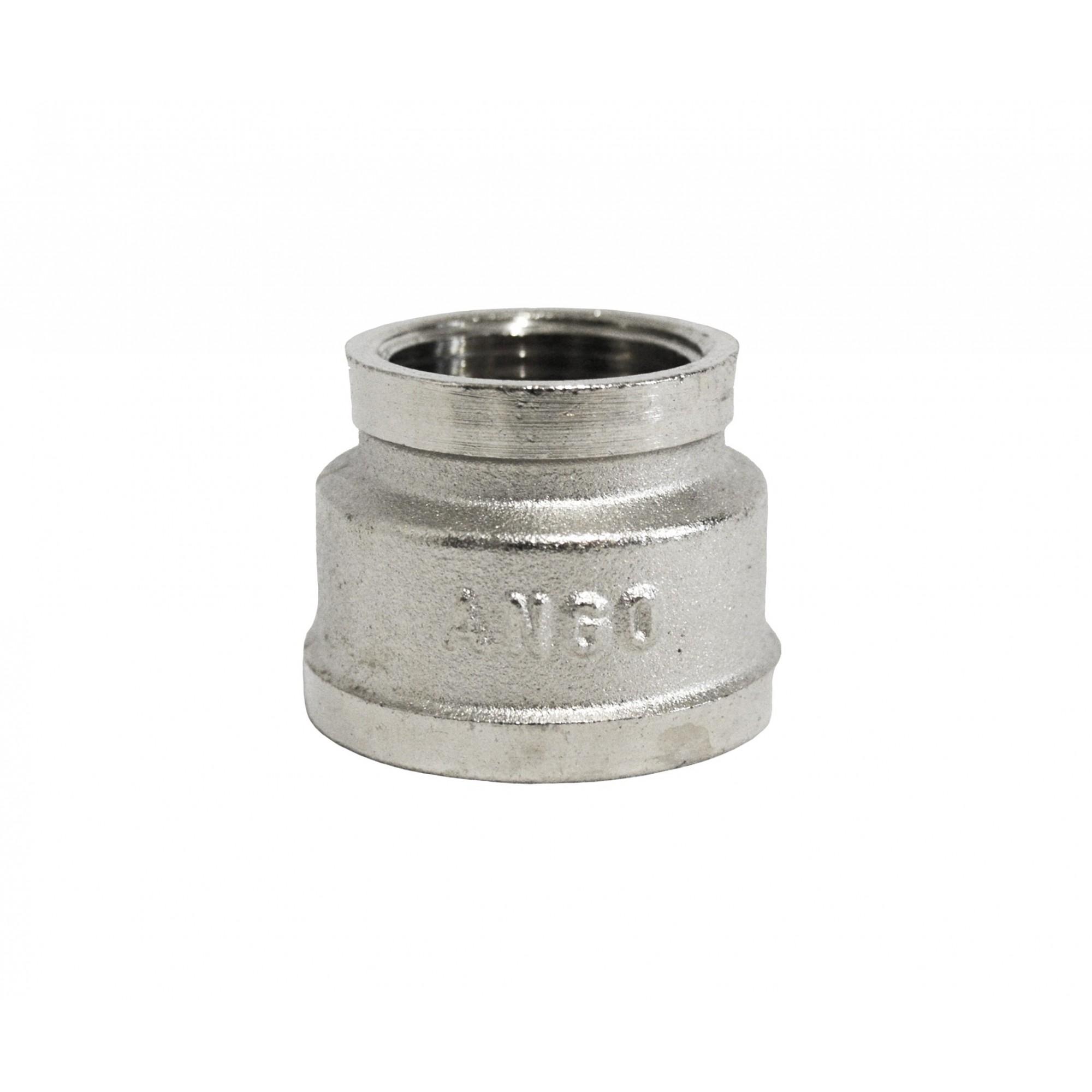 Муфта 3/4в*1в никелированная ANGO ANGO - 1