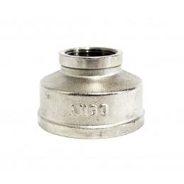 Муфта 1 1/2в*3/4в никелированная ANGO ANGO - 3