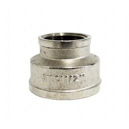 Муфта 1 1/2в*1в никелированная ANGO ANGO - 2