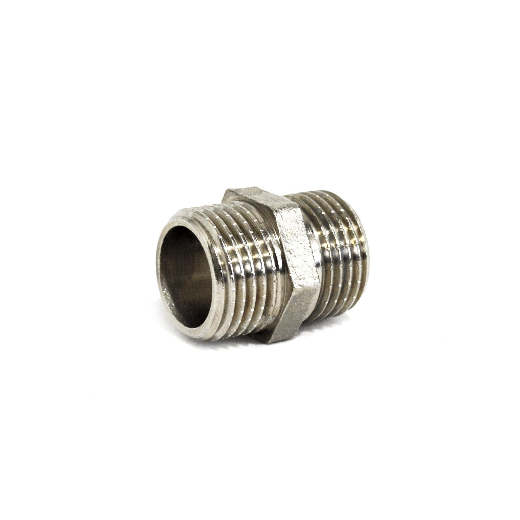 Ниппель 1/2нн никелированная ANGO ANGO - 1