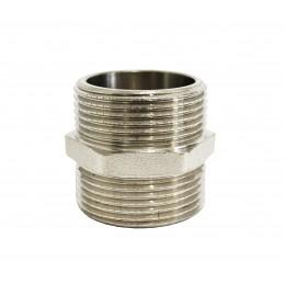 Ниппель 1 1/4нн никелированная ANGO ANGO - 1