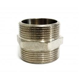 Ниппель 1 1/2нн никелированная ANGO ANGO - 2