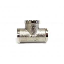 Тройник 1/2ввв никелированный ANGO ANGO - 3