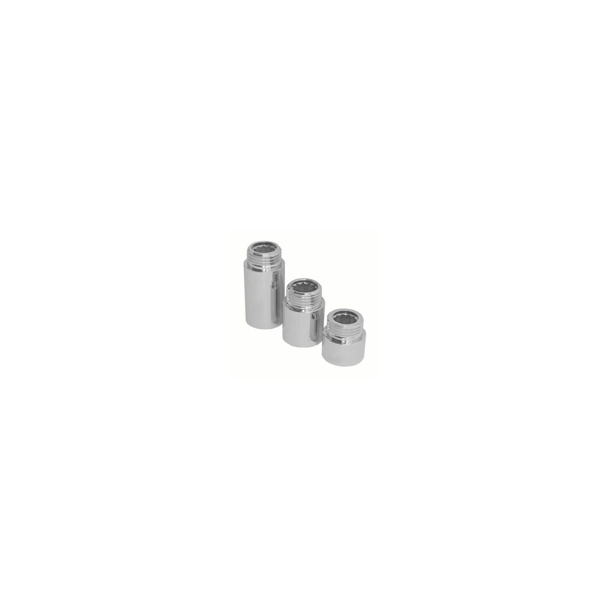 """Удлинитель 1/2"""" 100мм хромированный Valve J.G. J.G. - 1"""