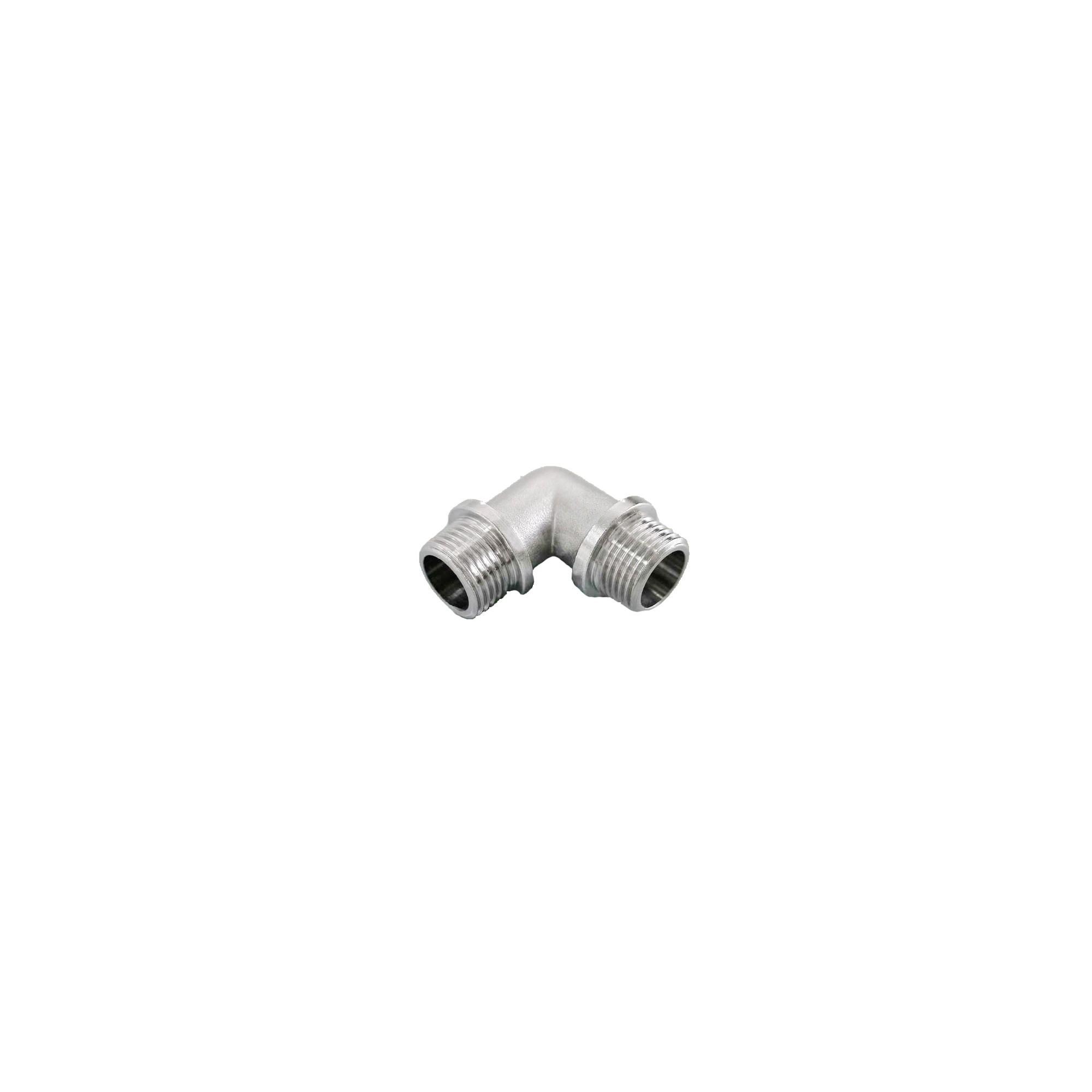 Угол 1/2 нн никелированный ANGO ANGO - 1