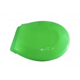 Крышка для унитаза SYDANIT СД 10 полиропилен, цвет зеленый SYDANIT - 4