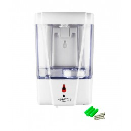 Дозатор для жидкого мыла сенсорный, настенный, 700 мл Z-103 J.G. - 4