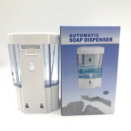 Дозатор для жидкого мыла сенсорный, настенный, 700 мл Z-103 J.G. - 5