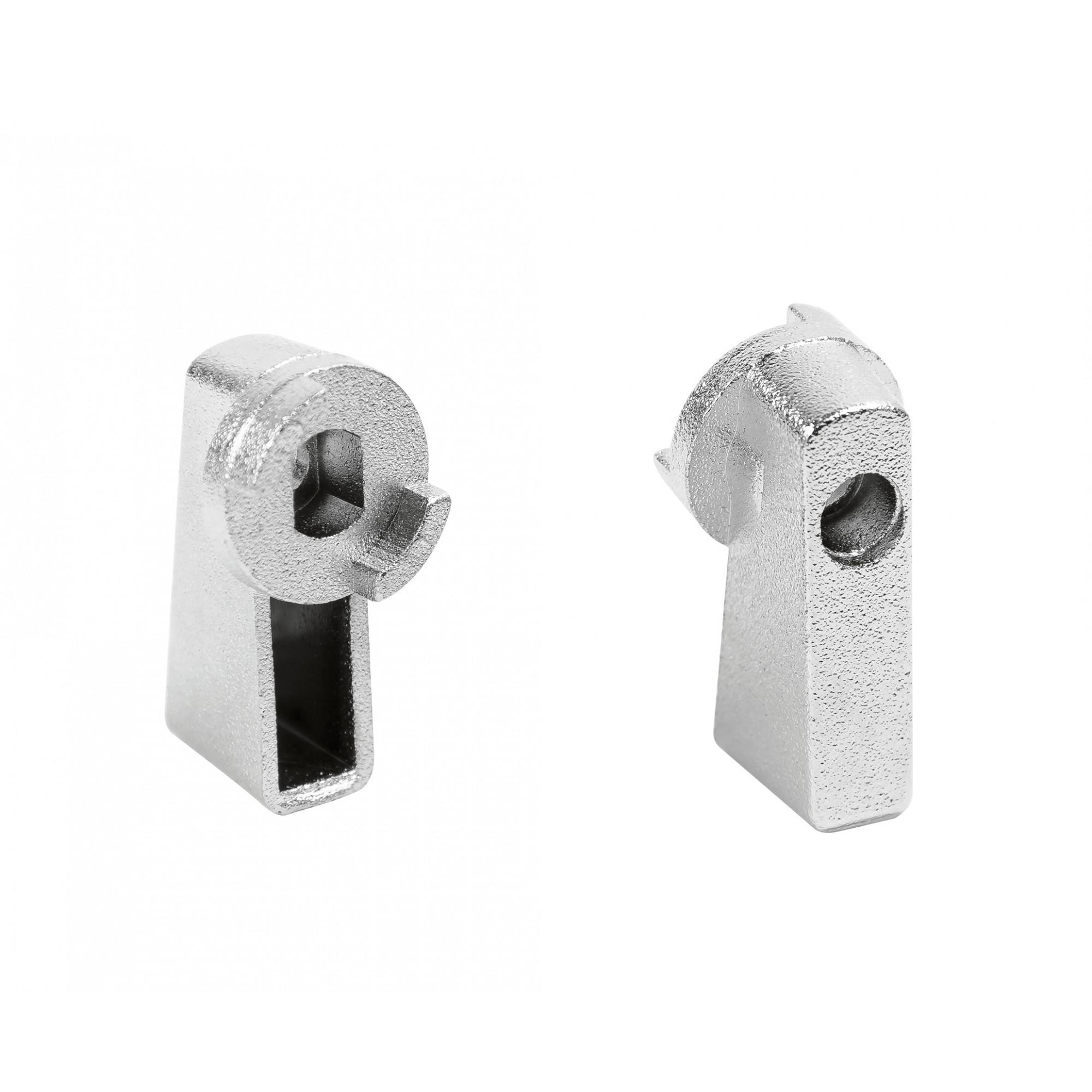 Ручка металлическая на кран для стираной машинки ANGO №9 ANGO - 1