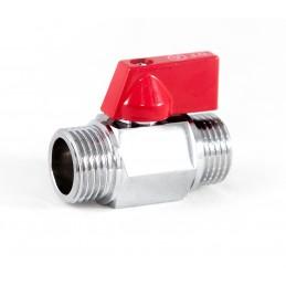 Кран кульовий MINI міні приладовий 3/4'' зз Valve J.G. J.G. - 1