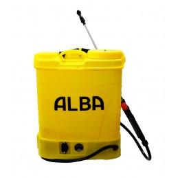 Обприскувач акумуляторний, ранцевий ALBA Spray 16 л