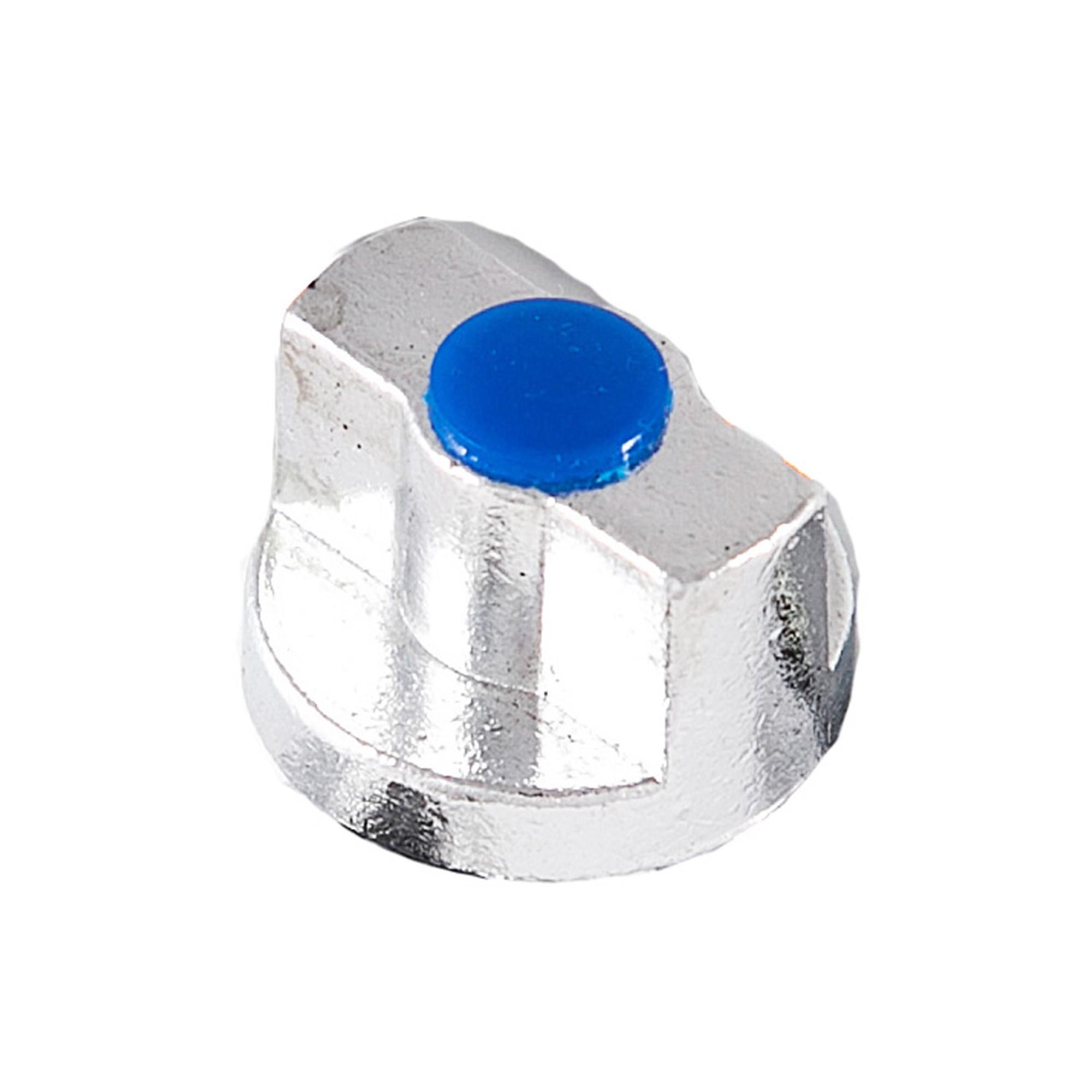 Ручка на кран для стираной машинки ANGO 260 (проходной кран) метал ANGO