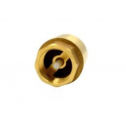 Обратный клапан 1/2 J.G. пластиковый шток, усиленный J.G.