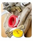 Пакля или фум лента для отопления по доступной цене с доставкой