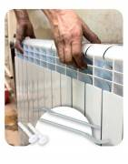Кронштейны для радиаторов отопления: доступная цена, доставка