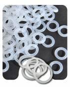 Кольца силиконовые термостойкие