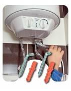 Крепеж для водонагревателя, мойки, унитаза