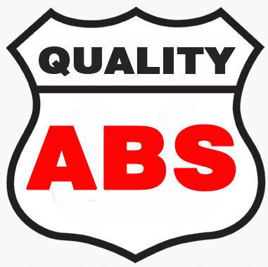 пластик АБС - лучшее качество от фирмы Партнёр